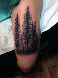 25 tree leg tattoos