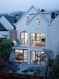 a contemporary remodel of a victorian home in san francisco