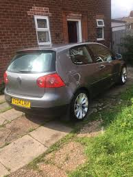 used 2004 volkswagen golf mk5 mk6 gt fsi for sale in birmingham
