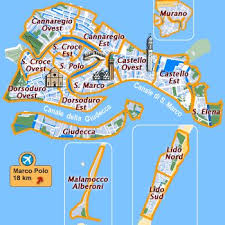 venice map best 25 map of venice italy ideas on tuscany italy