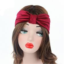 sports headband new fashion women turban headband velvet hair band hair accessory