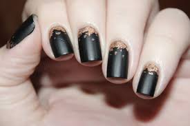 55 most stylish matte nail art designs