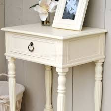 second hand painted bedside tables painted wooden bedside tables
