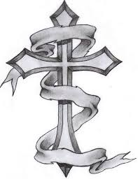 Cross Tattoos - 30 best crosses images on drawings cross tattoos and