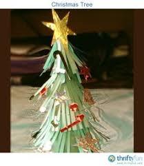 Mini Christmas Tree Crafts - yarn and mod podge christmas tree craft tree crafts christmas