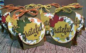 stin cafe by thanksgiving table favors