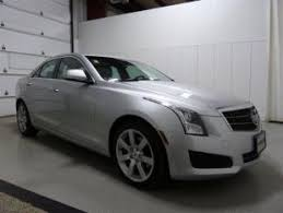 2013 cadillac ats white used cadillac ats for sale in chicago il cars com