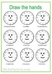 time worksheets for kids free worksheets library download and
