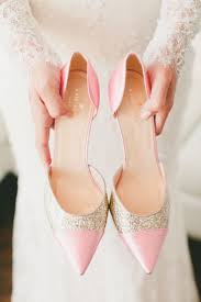 wedding shoes pink offbeat wedding shoe ideas and how to pull them wedding