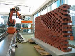 new robots will revolutionise the built environment