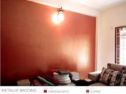 copper metallic paint effect u2014 jessica color copper metallic