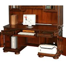 Espresso Secretary Desk by Riverside Furniture Desks On Hayneedle Shop Desks By Riverside