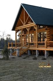 lakeside cottage plans golden eagle log and timber homes log home cabin pictures