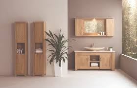 Oak Bathroom Cabinet Oak Bathrooms To Inspire The Of Design Magazine Bathroom