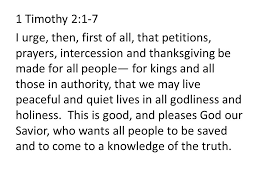 fighting the fight 1 timothy 2 1 7 i urge then of