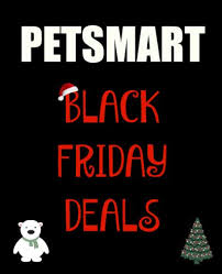 petsmart black friday 2017 deals