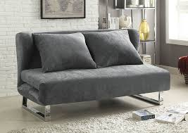 Grey Sofa Sleeper Affordable Furniture Houston Grey Velvet Sofa Bed