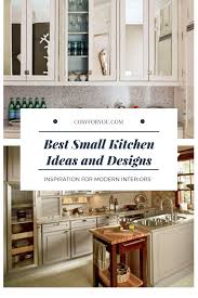 the best small kitchen ideas and designs for 2017