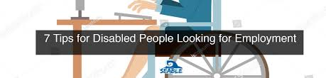 under the table jobs for disabled seable accessible active holidays for visually impaired blind