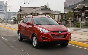 hyundai tucson price 2013 2012 hyundai tucson reviews and rating motor trend