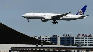 United airlines flight to washington forced to turn back to