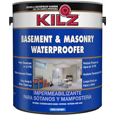 kilz basement and masonry waterproofer walmart com