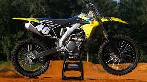 motocross action videos first ride 2018 suzuki rmz250 motocross action magazine youtube