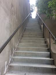 Beautiful Stairs by Los Angeles Climbing The Hidden Stairways