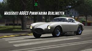 1954 maserati a6gcs maserati a6gcs pininfarina berlinetta assetto corsa download