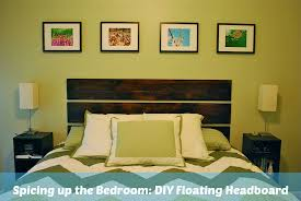 spicing up the bedroom spicing up the bedroom diy floating headboard engaged marriage