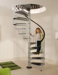 Spiral Stair Handrail Civik Spiral Staircase Kit Metal Steel And Wood Spiral