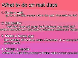 best 25 rest days ideas on day work belly pouch and