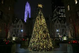 it u0027s beginning to look like christmas in the big apple u2013 gordon