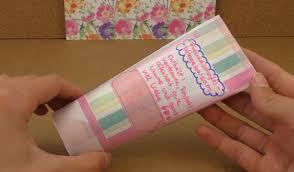 hochzeitsgeschenk beste freundin diy geschenk für die beste freundin aus pappe zum befüllen