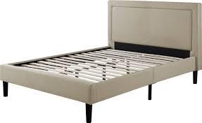 Bed Frame And Mattress Winston Porter Mariel Upholstered Platform Bed U0026 Reviews Wayfair
