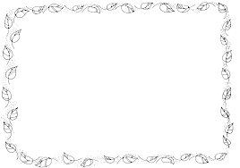 thanksgiving leaves clipart thanksgiving border clipart black and white free clip art images