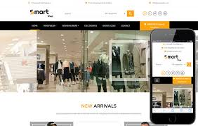 s shopping ecommerce online shopping mobile website templates