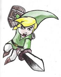holiday coloring pages legend of zelda coloring pages free