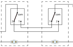 wiring diagram for two switches to one light the best wiring