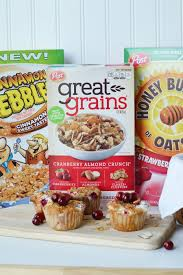Breakfast Food Cereal Walmart Com by Easy Cranberry Cheesecake Muffins Recipe Cranberry Cheesecake