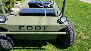 amphibious vehicle for sale coot atv for sale youtube