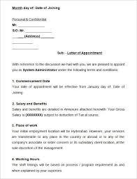 Confirmation Of Appointment Letter Sample 25 Best Letter Format Sample Ideas On Pinterest Letter Sample