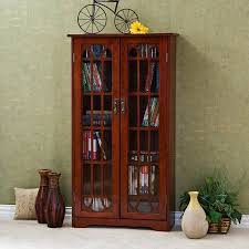 southern enterprises china cabinet southern enterprises glass window pane media cabinet bookcase