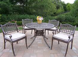 patio table ideas metal patio furniture ideas give your perfect touch to a