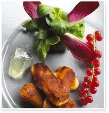 cuisine nantaise recette de cuisine bâtonnets de fromage du curé nantais panés au