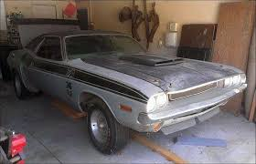 dodge challenger project persistence pays the buy of a 1970 dodge challenger t a