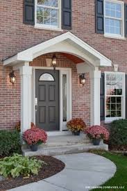 the 25 best portico entry ideas on pinterest front door awning