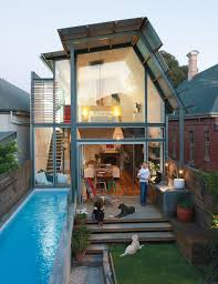 small lap pools small space swimming lap pools apartment therapy