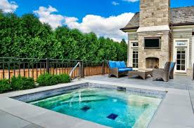 outstanding traditional swimming pool designs for any backyard
