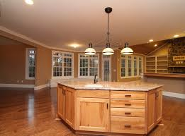 odd shaped kitchen islands good three posts with odd shaped